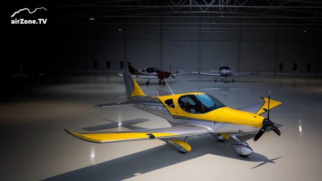 """On-line Airshow 2020: Bristell má """"dospělé"""" letadlo B23 a nový hornoplošník"""