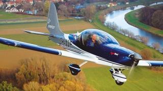 On-line Airshow 2020: SportStar z Kunovic se zatím vyrábí covid necovid