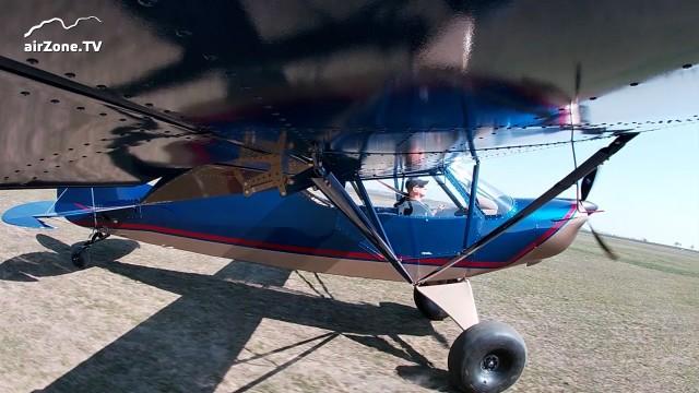 On-line Airshow 2020: Zlin Aviation úspěšně zalétli nový Savage Norden