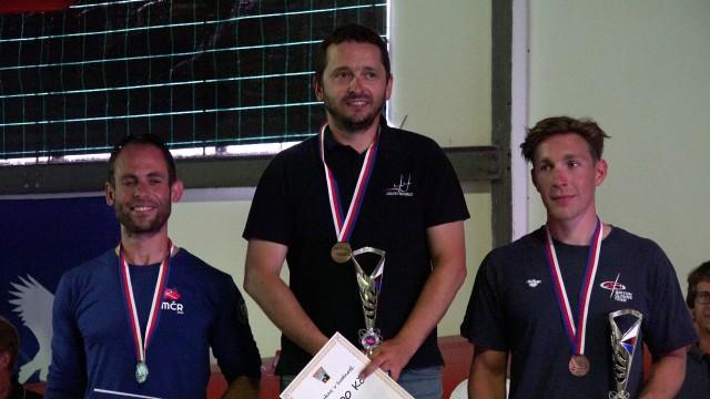 Bordovský, Koutný a Mach ovládli plachtařské mistrovství ČR 2020