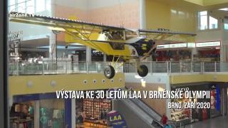Výstava ke 30 letům LAA ČR v brněnské Olympii