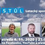 """ŽIVĚ: Kulatý stůl """"Letecký sport 2020-21"""""""