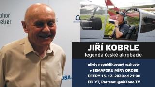 SEMAFOR #4: Jiří Kobrle – legenda letecké akrobacie
