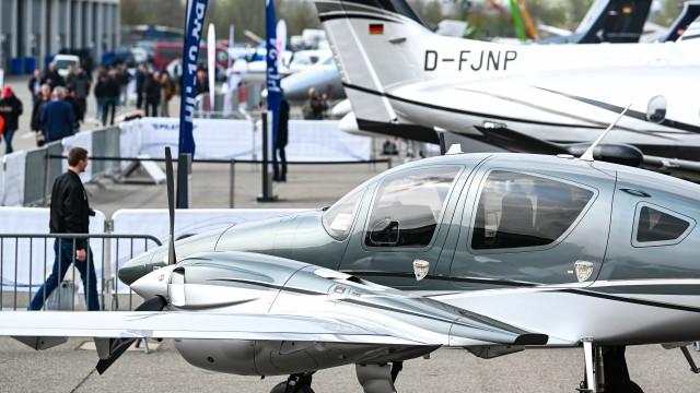 AERO Friedrichshafen 2021 odloženo na červenec