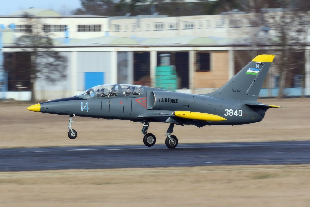 L-39C_Uzbek Air Force_Aero Vodochody