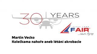 Martin Vecko – Kolečkama nahoře aneb létání akrobacie (24. 2. 2021 od 18:00)