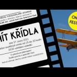 """""""Mít křídla 2021"""" – XIII. ročník festivalu leteckých filmů (on-line)"""