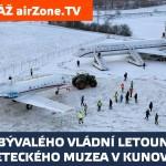 Podařilo se! Jak-40 je v Leteckém muzeu v Kunovicích