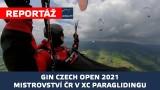 Gin Czech Open 2021 – MČR v paraglidingu